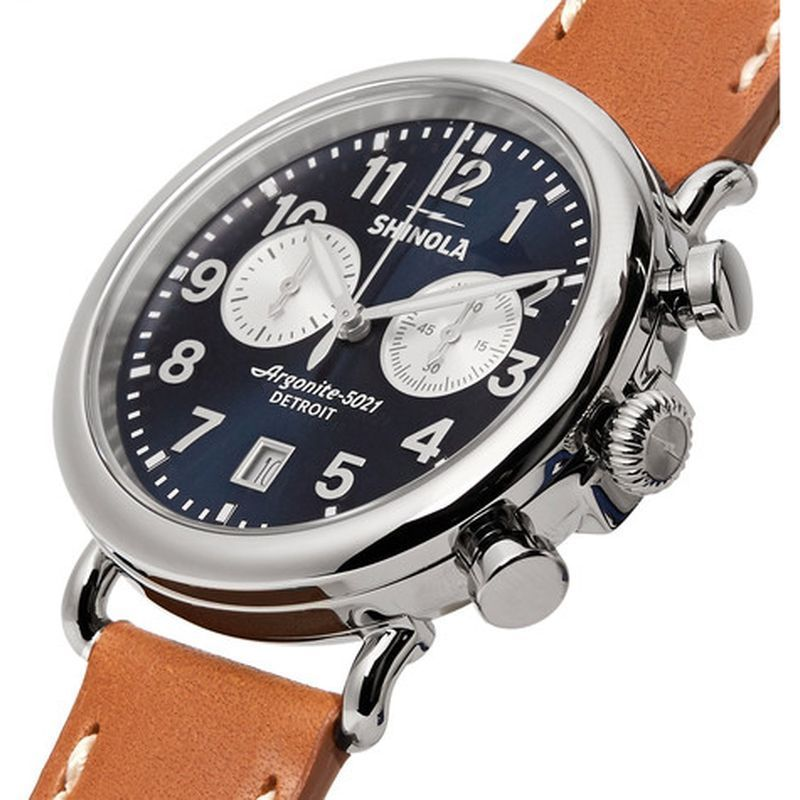 【関税/送料込】SHINOLA Runwell 41mm ChronographWatch国内発送