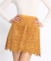 ★Sretsis スレッシス★Sugar Cookie Laser Cut Skirt