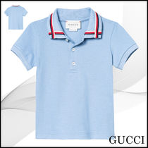 GUCCI(グッチ) トップス 【関税/送料込】GUCCI Polo Shirt 国内発送