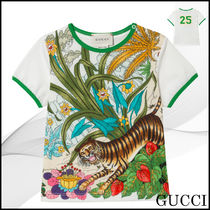 GUCCI(グッチ) トップス 【関税/送料込】GUCCI t-shirt 国内発送