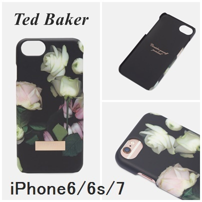 "☆2017/18AW新作☆【TED BAKER】""EARLEE""iPhone6/6s/7ケース"