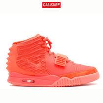 "NIKE YEEZY(イージー) AIR YEEZY 2 SP ""RED OCTOBER"""