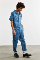 Urban Outfitters(アーバンアウトフィッターズ) セットアップ 大人気 BDG STONEWASH DENIM COVERALL UO限定