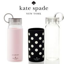 kate spade♡Glass water bottle グラスウォーターボトル
