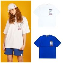 AT THE MOMENT(アットザモーメント) Tシャツ・カットソー 日本未入荷AT THE MOMENTのWelcome Half T-shirt  全2色
