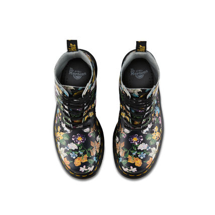 Dr Martens ショートブーツ・ブーティ Dr Martens★PASCAL DARCY FLORAL★ブーツ★花柄★ボタニカル(2)