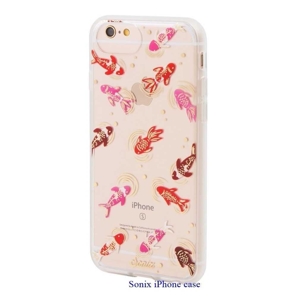 New!URBAN OUTFITTERS Sonix Koi iPhone6.6s.7case