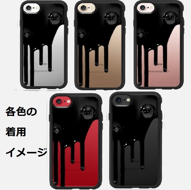 ▼△関送込*Casetify*BLACK DRIP*iphoneケース▽▲