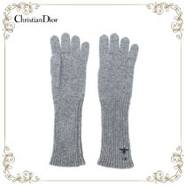 Christian Dior(クリスチャンディオール) 手袋 【17AW!新作!】★Dior★D-Bee embroidered long gloves