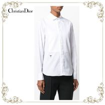 【17AW!新作!】★Dior★concealed fastening shirt