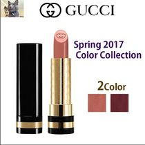 日本未入荷 Gucci Luxurious Moisture Lipstick 2017 Collection