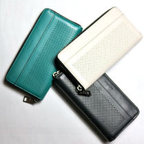 3色から☆COACH☆PERFORATED LEATHER WALLET長財布