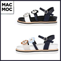 ★2017SS★[MACMOC(マックモック)] - BELLA SANDAL *2COLOR
