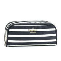 Kate Spade ポーチ CLASSIC NYLON BERRIE ボーダー柄