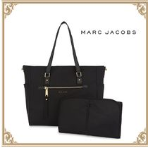 MARC JACOBS(マークジェイコブス) マザーズバッグ 17SS【Marc Jacobs】オムツマット付き マザーズバッグ