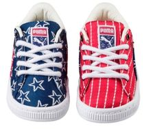 PUMA(プーマ) スニーカー Puma★BASKET CLASSIC 4TH OF JULY FM INF/967