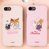☆Disney☆ Aristocats / Bambi Bumper Case iPHONE 6/7