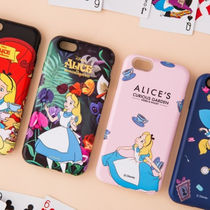 ☆Disney☆ Alice_Bumper Case-iPHONE 6/7 ケース