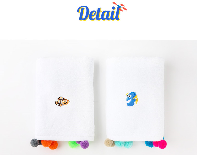 ◆Disney◆ Finding Dory_Towel