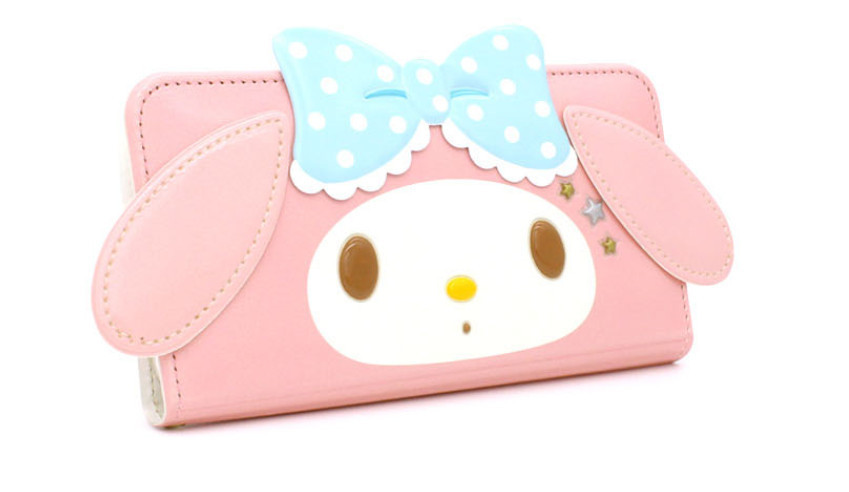 ☆PHONE CASE☆ MY MELODY FACE FLIP COVER CASE iPHONE