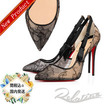 関税・送料込【Christian Louboutin】Hot Jeanbi  / 100mm