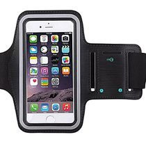 [1 Pack]Premium Water Resistant Sports Armband with Key
