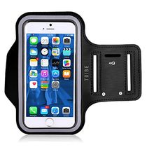 Tribe AB37 Water Resistant Sports Armband with Key Holder