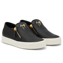 SS17 GIUSEPPE ZANOTTI EVE MAY LONDON SLIP-ON SNEAKERS RS7006