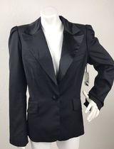 Milly(ミリー) ジャケット MILLY OF NEW YORK Women's Black Tuxedo Us8 ジャケット