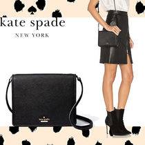 kate spade new york(ケイトスペード) パーティーバッグ ★kate spade★ Cameron Street Small Dody 斜めがけ 黒 即発