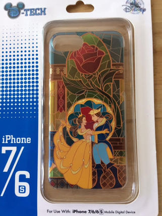Disney iPhone・スマホケース Disney Store★Beauty and The Beast iPhoneケース♪(4)