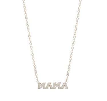 Zoe Chicco ネックレス ペンダント LOVE MAMA BABY ギフト