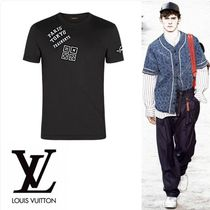Louis Vuitton(ルイヴィトン) Tシャツ・カットソー 2017SS Louis Vuitton トーナルボーイスカウトTシャツ