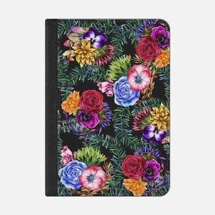 Casetify iPad・タブレットケース ★Casetify★iPadケース:TROPICAL WATERCOLOR PAINTED SPRING