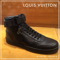 送料込【LOUIS VUITTON】Rivoli Sneakerboot リヴォリスニーカー