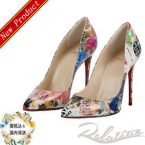 関税・送料込【Christian Louboutin】Pigalle Follies  / 100mm