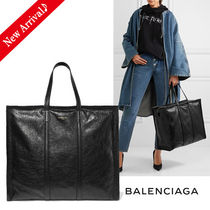 新作SALE♪大人気♡BALENCIAGA Bazar Shopper L,Black