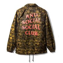 ANTI SOCIAL SOCIAL CLUB Coach Jacket