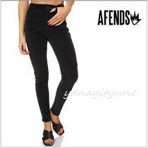 AFENDS(アフェンズ) デニム・ジーパン 【AFENDS】Zeppelins Cord ジーンズ STONE BLACK