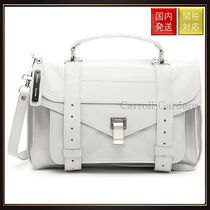 【プロエンザスクーラー】Lux Leather Medium Ps1 Bag