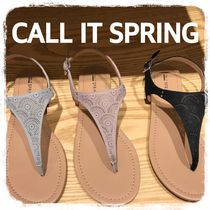 Call It Spring(コールイットスプリング) サンダル・ミュール ★海外限定★Call It Spring/NARBOLIA サンダル 大きめsize有♪