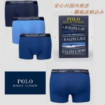 Ralph Lauren(ラルフローレン) トランクス Polo Ralph Lauren☆ Trunks In 3 Pack♪