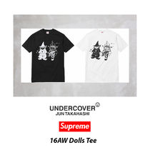 16A/W Supreme UNDERCOVER Dolls Tee コラボ 限定 送料込