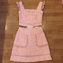 LYN Around(エルワイエヌ アラウンド) セットアップ LYN Around Set of Top and Skirt(Size XS)