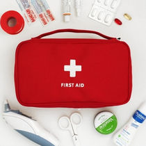 ◆2NUL◆ FIRST-AID POUCH L 2色