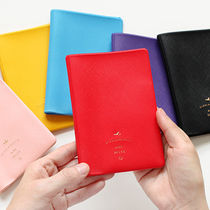 ◆2NUL◆ AIRE PASSPORT COVER 6色