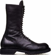 RICK OWENS(リックオウエンス) ブーツ 17-18AW RO139 ARMY BOOTS