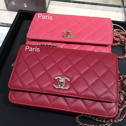 17Metier d'Art collection限定!CHANEL WOC TRENDY CC 多色♪