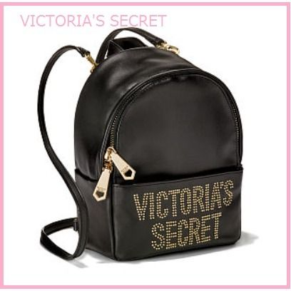 日本未入荷 victoria's Secret Glam Rock Mini City Backpack