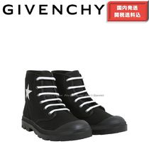 GIVENCHY(ジバンシィ) ブーツ 【関送込】GIVENCHY☆アンクルコットンブーツ